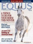 Equus | 12/2020 Cover