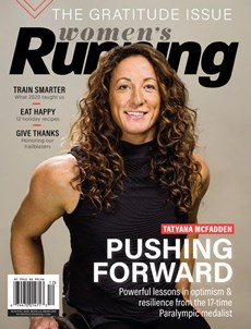 Women's Running | 11/2020 Cover
