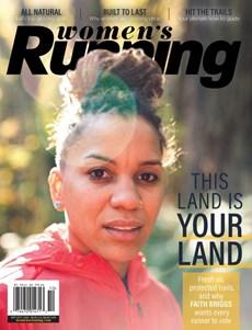Women's Running | 9/2020 Cover