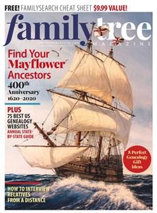 Family Tree | 11/2020 Cover