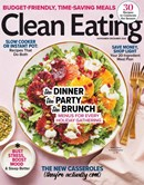 Clean Eating | 11/2020 Cover
