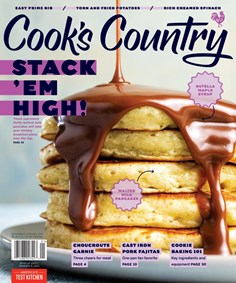 Cook's Country | 12/2020 Cover
