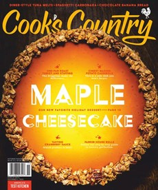 Cook's Country | 10/2020 Cover