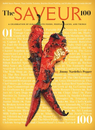 Saveur | 9/2020 Cover