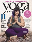 Yoga Journal | 11/2020 Cover