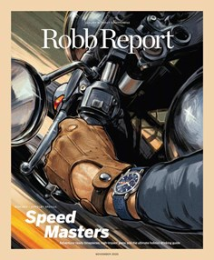 Robb Report | 11/2020 Cover