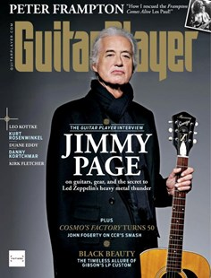 Guitar Player | 12/2020 Cover