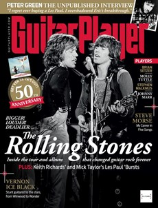 Guitar Player | 11/2020 Cover