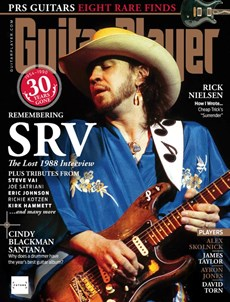Guitar Player | 10/2020 Cover