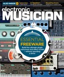 Electronic Musician | 12/2020 Cover