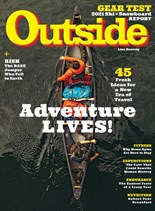 Outside | 11/2020 Cover
