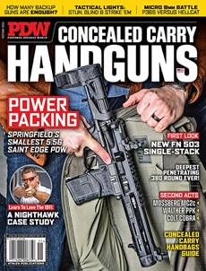 Personal Defense World | 10/2020 Cover