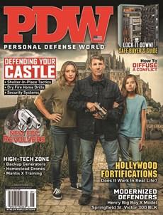 Personal Defense World | 8/2020 Cover
