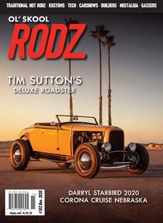 Ol' Skool Rodz | 11/2020 Cover
