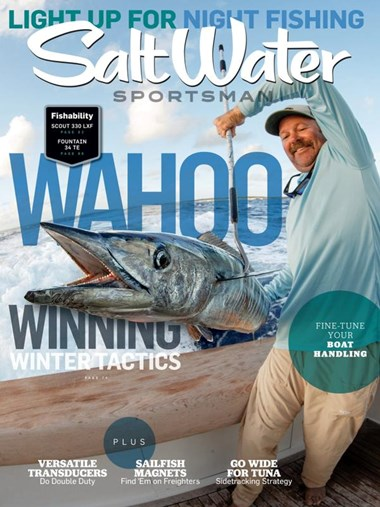 Salt Water Sportsman | 11/2020 Cover
