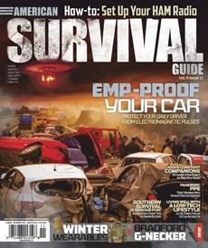 American Survival Guide   11/2020 Cover