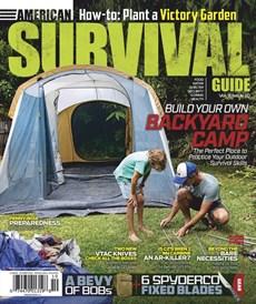 American Survival Guide   10/2020 Cover