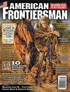 American Frontiersman | 9/2020 Cover