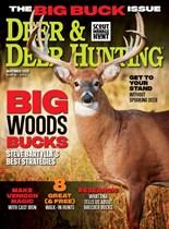 Deer & Deer Hunting   11/2020 Cover