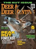 Deer & Deer Hunting   10/2020 Cover