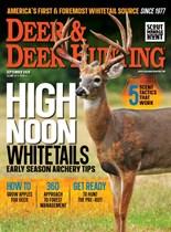 Deer & Deer Hunting   9/2020 Cover