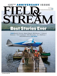Field & Stream | 12/2020 Cover