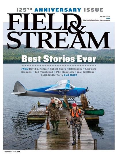 Field & Stream | 12/2020 Cover