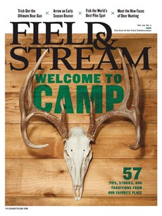 Field & Stream | 9/2020 Cover