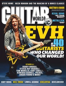 Guitar World   12/2020 Cover
