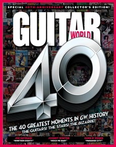 Guitar World | 11/2020 Cover