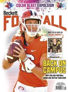 Beckett Football | 10/2020 Cover
