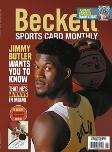 Beckett Sports Card Monthly | 11/2020 Cover