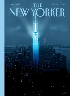The New Yorker | 11/2020 Cover