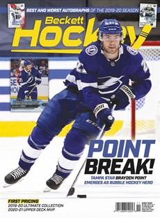 Beckett Hockey   11/2020 Cover