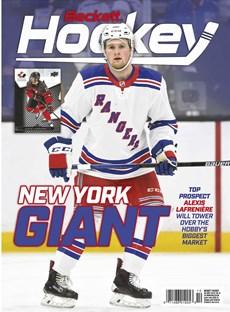 Beckett Hockey   10/2020 Cover