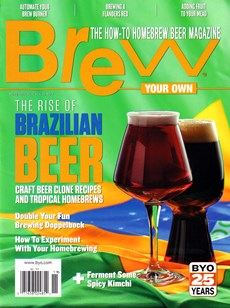 Brew Your Own | 11/2020 Cover