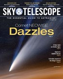 Sky & Telescope | 11/2020 Cover