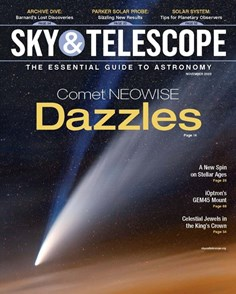 Sky & Telescope | 11/2020 Cover