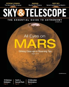 Sky & Telescope | 10/2020 Cover