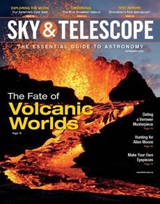Sky & Telescope | 9/2020 Cover