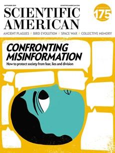 Scientific American   11/2020 Cover