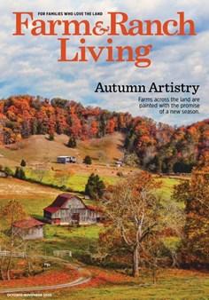 Farm & Ranch Living   10/2020 Cover