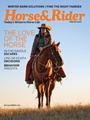 Horse & Rider | 12/2020 Cover