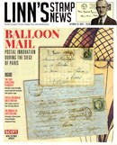Linn's Stamp News Monthly | 10/2020 Cover