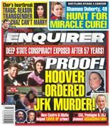 National Enquirer | 11/2020 Cover
