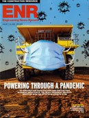Engineering News Record   8/2020 Cover