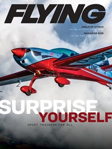 Flying   12/2020 Cover
