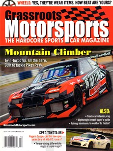 Grassroots Motorsports | 10/2020 Cover