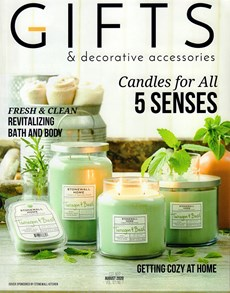 Gifts And Decorative Accessories | 8/2020 Cover