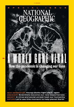 National Geographic | 11/2020 Cover